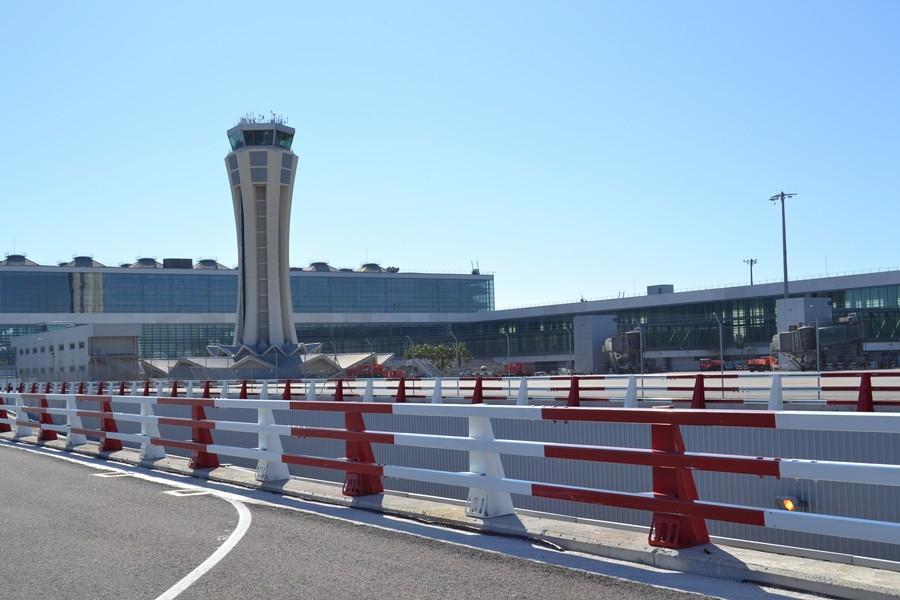 Pretil MOSA 16 Aeropuerto de Málaga