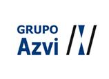 logotipo grupo azvi